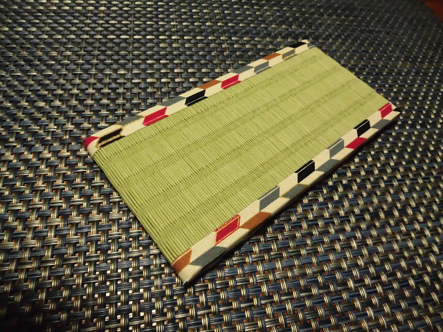 小物置き畳のイメージ